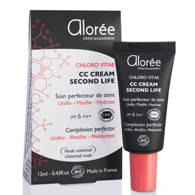 Aloree - Aloree Organik CC Krem Yüz ve Göz İçin 13ml