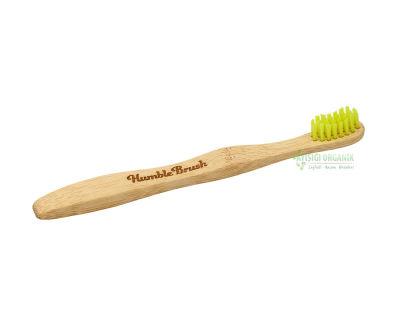 Humble Brush Kids Ultra Soft Diş Fırçası Sarı