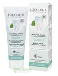 LogoDent - LOGODENT Doğal Beyazlatıcı Diş Macunu