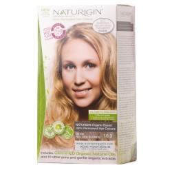 Naturigin - Naturigin Organik Saç Boyası 10.3 Altın Sarısı