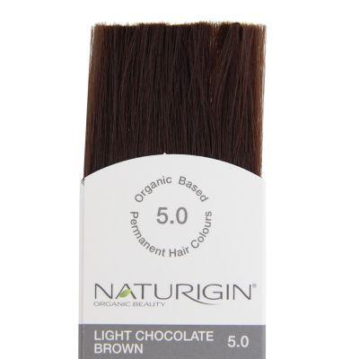 Naturigin Organik Boyası Çikolata 5.0.