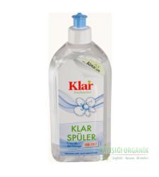 Klar - Klar Organik Bulaşık Makinesi Parlatıcısı 500 ml