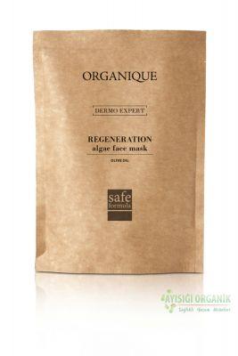 Organique Alg Yosun Yüz Maskesi - Olive Kuru Ciltler 30gr