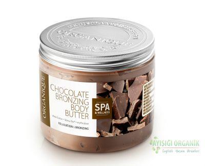 Organique - Organique Çikolatalı Bronzlaştırıcı Vücut Yağı