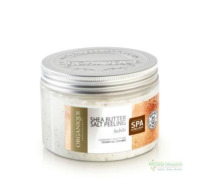 Organique Shea Butter Tuzlu Peeling - Habibi - 450 gr