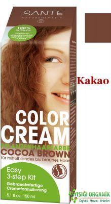 Sante - Sante Organik Krem Saç Boyası Kakao 150 ml