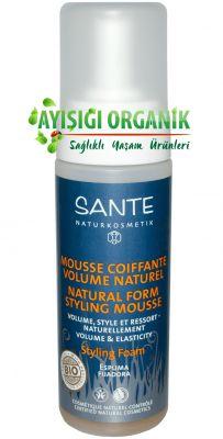 SANTE Organik Saç Şekillendirici Köpük 150ml