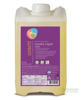 Sonett Organik Çamaşır Yıkama Sıvısı 5L