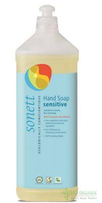 Sonett - Sonett Organik Hassas Sıvı El Sabunu 1L
