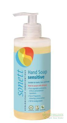 Sonett - Sonett Organik Hassas Sıvı El Sabunu 300ml