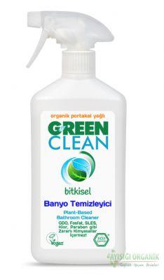 U Green Clean - U Green Clean Organik Banyo Temizleyici Portakal Yağlı 500ml