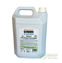U Green Clean - U Green Clean Organik Çok Amaçlı Temizleyici Portakal Yağlı 5 LT