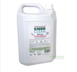 U Green Clean - U Green Clean Organik Yumuşatıcı Lavanta Yağlı 5LT