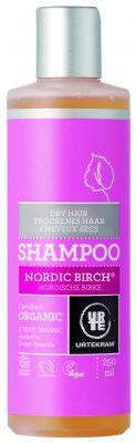 Urtekram - Urtekram Organik Nordic Birch Şampuan - Kuru Saçlar için 250 ml