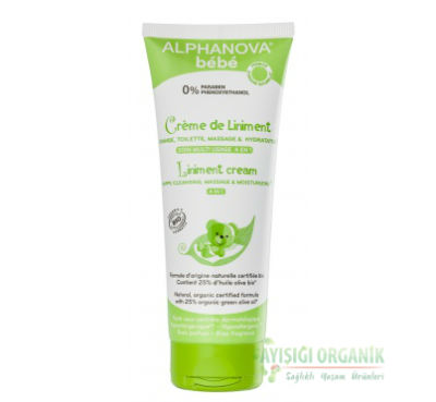ALPHANOVA LINIMENT KREM 4'ü1 ARADA 200ML