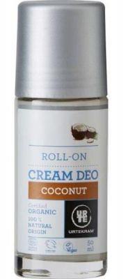 Urtekram Coconut Krem roll on 50 ml