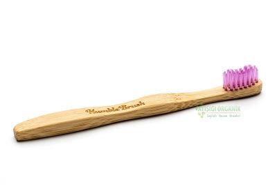 Humble Brush Diş Fırçası Soft Lila