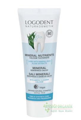 LOGODENT Organik Mineralli Diş Macunu