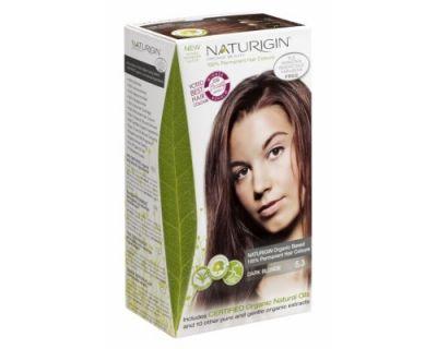 Naturigin Organik Saç Boyası Koyu Kumral 5.3