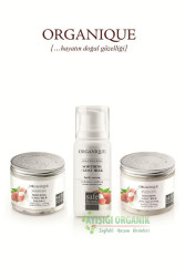 Organique - Organique Besleyici Keçi Sütü ve Liçi Özlü Vücut Bakım Seti