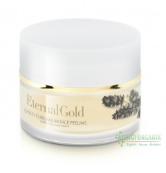 Organique - Organique Eternal Gold Corundum Yüz Peelingi 50ml.