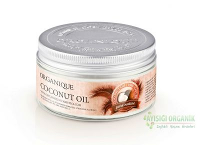 Organique Hindistan Cevizi Coconut Yağı 100ml