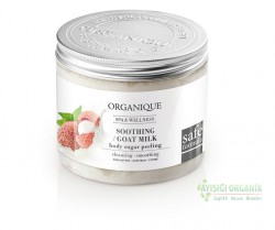 Organique - Organique Keçi Sütlü & Liçi Şekerli Peeling