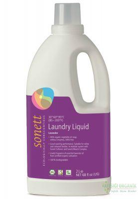 Sonett Organik Çamaşır Yıkama Sıvısı 2L