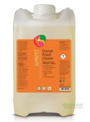 Sonett - Sonett Portakallı Güçlü Genel Temizleyici 5 Litre
