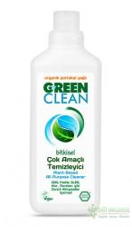 U Green Clean - U Green Clean Organik Çok Amaçlı Temizleyici Portakal Yağlı 1lt
